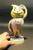 Cast Iron Esso Coin Bank M Busch Gmbh