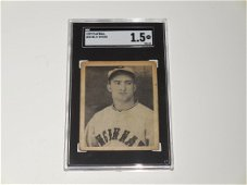 1939 PLAYBALL #38 BILLY MYERS SGC 1.5 FR