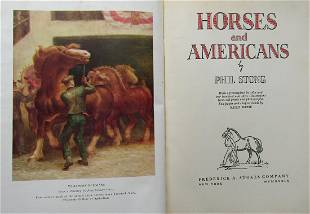Horses and Americans