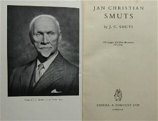 Jan Christian Smuts