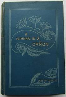 A Summer in a Cañon