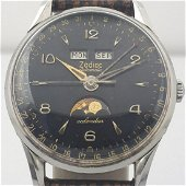 Zodiac - Vintage Calender - Ref: 908 - Men - 1960-1969