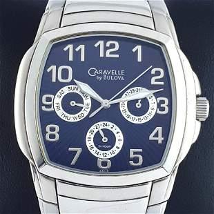 Caravelle by Bulova - Day / Date - Ref:C875453 - Men -