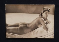 French nude photograph