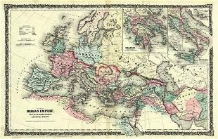 ... Roman Empire, Imperium Romanorum Latissime Patens