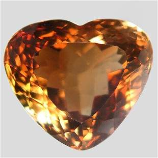 12,94 ct Natural Top Imperial Topaz 12,94 ct