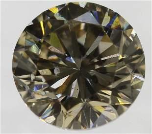 Natural Fancy Diamond Brown 0.33ct