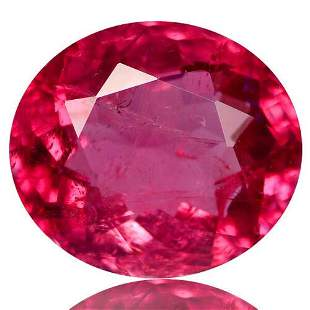 2.42 ct.purple pink tourmaline