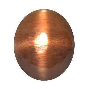 Unheated brown star sunstone-12.96 ct.