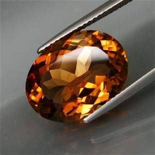 9,86 ct Natural Imperial Topaz 9,86 CT