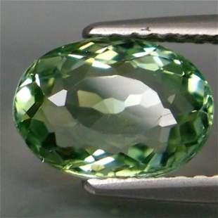 2,10 ct Natural Green Blue Tourmaline 2,10 ct