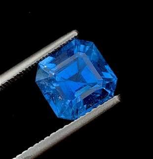 Aquamarine Gemstone , Aquamarine - 6.40 cts , 11*11*9