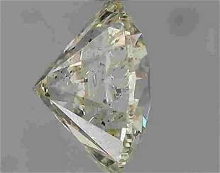 1.51 Ct White Round Diamond Loose Gemstone 1 Pieces