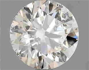 1.54 Ct White Round Diamond Loose Gemstone 1 Pieces