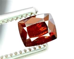 Tantalite Gemstone , Rare Red ManganoTantalite Gemstone