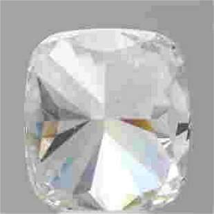 6 Ct White Color Round Diamond Loose Gemstone 1 Pieces