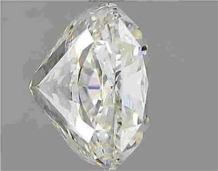 5.02 Ct White Round Diamond Loose Gemstone 1 Pieces