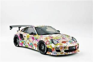 GT Spirit Porsche 911 LBWK Jaden Kaikai Kiki 1:18