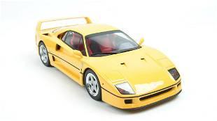 GT Spirit Ferrari F40 1984 Yellow 1:18