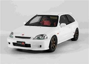 Otto Mobile Honda Civic Type R EK9 White 1:18