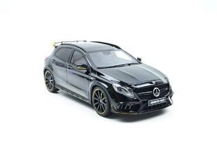 GT Spirit Mercedes-Benz GLA 45 AMG Yellow Night Edition