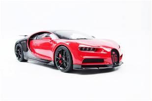 Kyosho Samurai Bugatti Chiron Sport 1:12