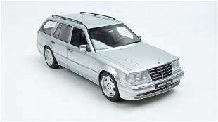 Otto Mobile Mercedes-Benz S124 AMG E36 Brilliant Silver