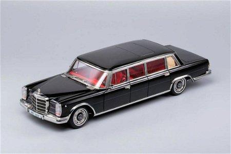 Kengfai Mercedes-Benz S600 Pullman Black 1:18