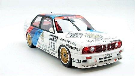 Otto Mobile BMW M3 E30 DTM Warsteiner Ravaglia #15 1989