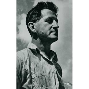 ANSEL ADAMS - Cedric Wright, 1889-1959