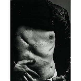 RICHARD AVEDON - Andy Warhol, 1969