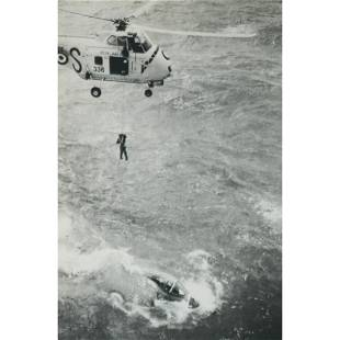 RONALD BURTON - Rescue