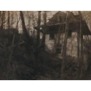 ALVIN LANGDON COBURN - The Haunted House