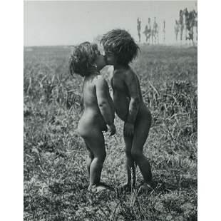 ANDRE KERTESZ - Gypsy Children, 1917