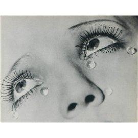 MAN RAY - Larmes de Verre - Glass Tears