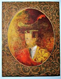 Portrait of a Mataddor: Alvar