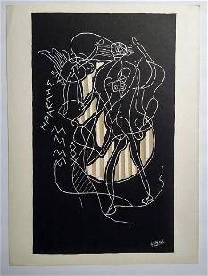 Heracles: Georges Braque (after)