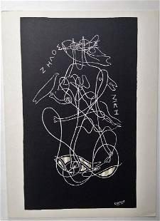 Zelos: Georges Braque (after)