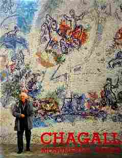 Monumental works: Chagall