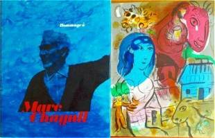 Hommage a Chagall: Chagall