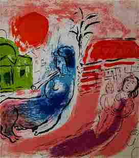 Maternity and Centaur: Chagall