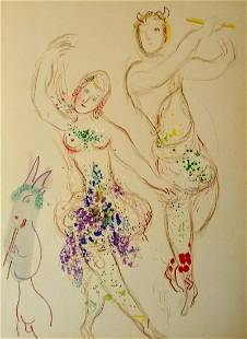 Ballet: Chagall