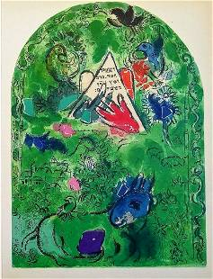 Tribe of Issachar: Chagall (after)