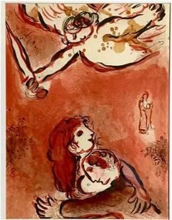 Virgin of Israel: Chagall