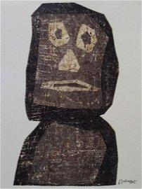 Totem: Jean Dubuffet