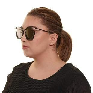 Yohji Yamamoto Mint Women Brown Sunglasses YY7016 51115