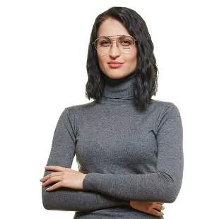 Roberto Cavalli Mint Women Gold Eyeglasses RC5105 53095