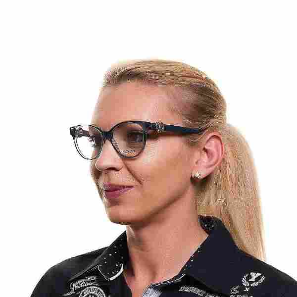 Roberto Cavalli Mint Women Blue Eyeglasses RC5047 52090