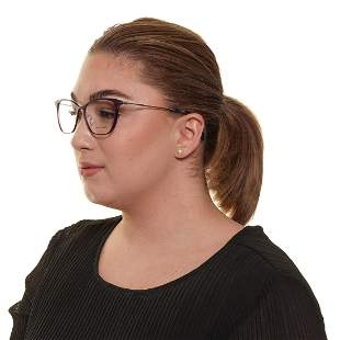 Yohji Yamamoto Mint Women Purple Eyeglasses YY3030