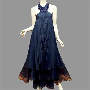 MGM Gilbert Adrian 1930's Museum Piece Haute Couture